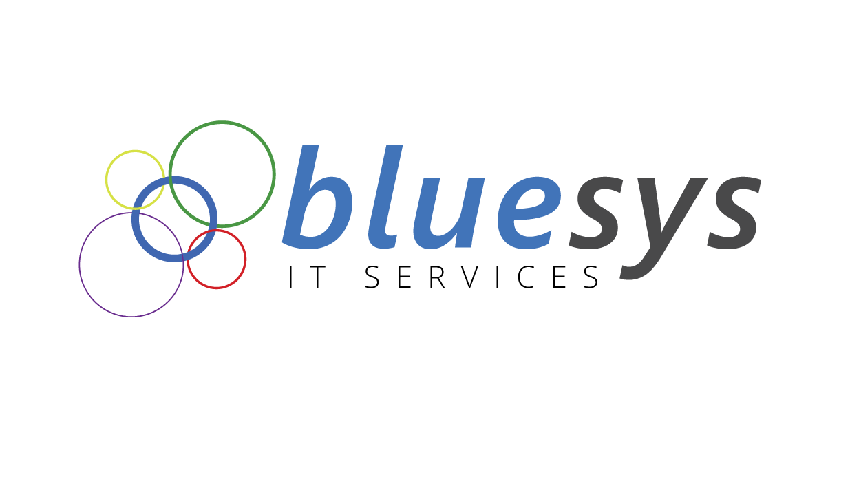 It support in Suffolk bluesys logo